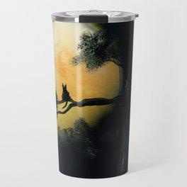 Autumn Moon Travel Mug