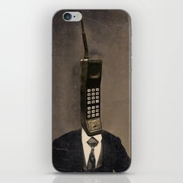 Faces of the Past: Cellular iPhone Skin