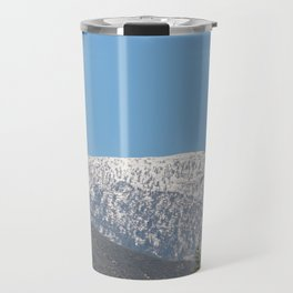 Southern California Snow Tease Travel Mug