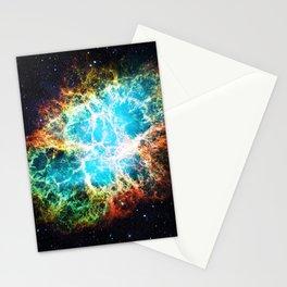 Crab Nebula Stationery Cards