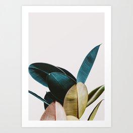 #leaf Art Print