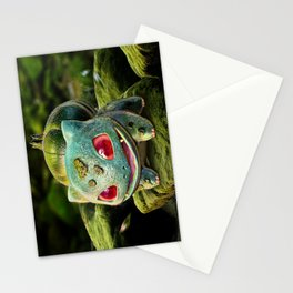 Realistic Bulbasour Stationery Cards