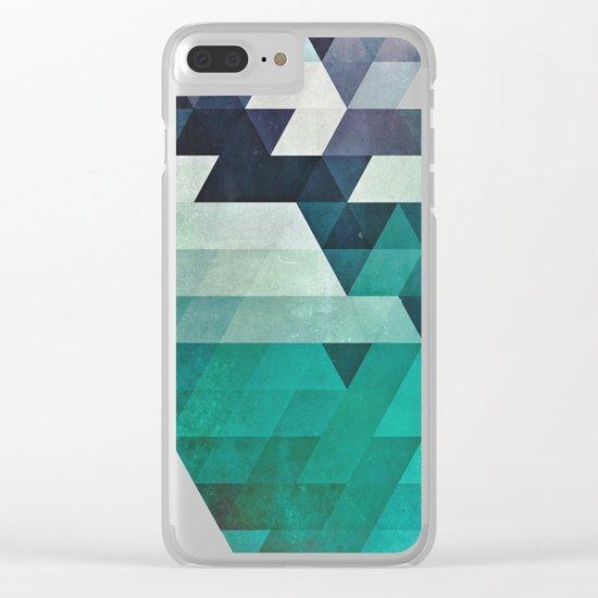 aqww hyx Clear iPhone Case