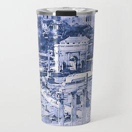 Rome Imperial Fora Travel Mug
