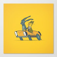 Who framed Donnie Darko? Canvas Print