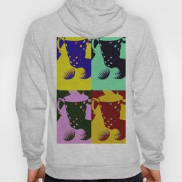 Colourful morning Hoody