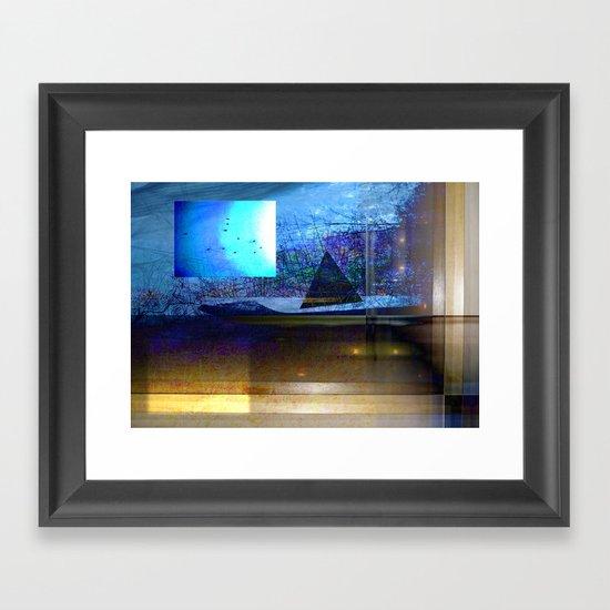 Ebymy Framed Art Print