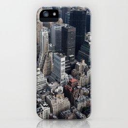 New York Collection I iPhone Case