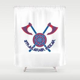 Iceland Strákarnir okkar (Our Boys) ~Group D~ Shower Curtain