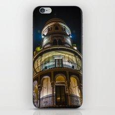 Sevilla at night iPhone & iPod Skin