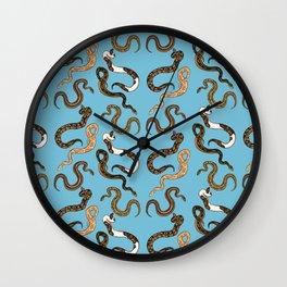 Plenty of Pythons - Sky Wall Clock