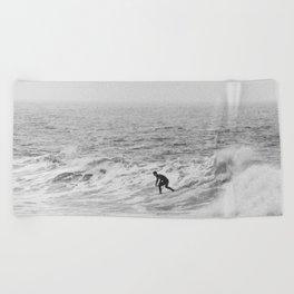 Motion Beach Towel