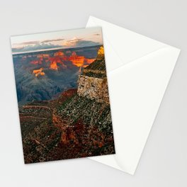 Twilight at the Grand Canyon Stationery Cards