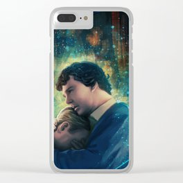 It Is What It Is Clear iPhone Case