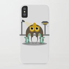 Lonely Creature iPhone Case