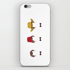 Doctor Who's Guide To Being Cool iPhone & iPod Skin