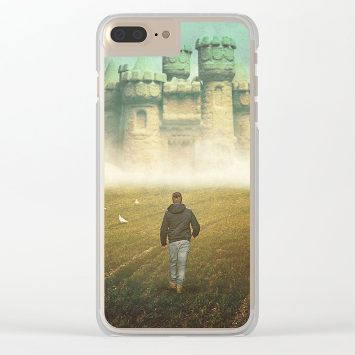 In Another Castle Clear iPhone Case
