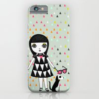 She loves her eames.  iPhone 6s Slim Case