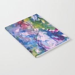 Raining Color Notebook