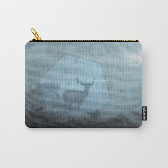 Mystic Deer Carry-All Pouch