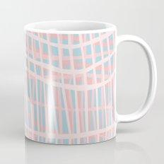 Net Blush Blue Coffee Mug