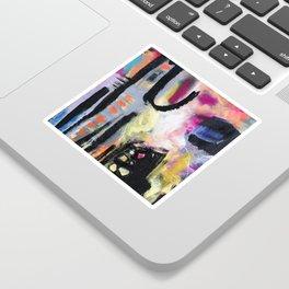 WILD VISIONS Sticker