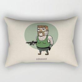 Abraham Rectangular Pillow