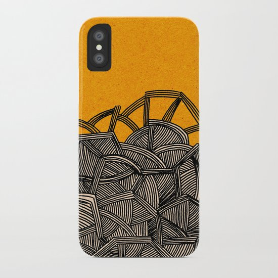 - barricades - iPhone Case