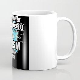Autism Gift Superhero Autism Awareness Coffee Mug