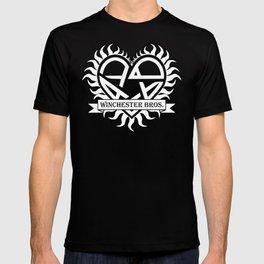 I love Winchester bros  T-shirt