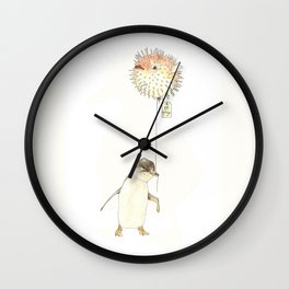 Peng Win Wall Clock
