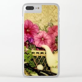 Soft and Sweet Clear iPhone Case