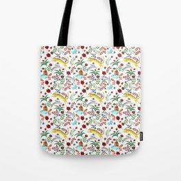 Tiger & Bunny Tote Bag