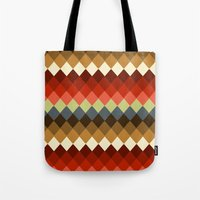 spice girls Tote Bags featuring Spice by Moki