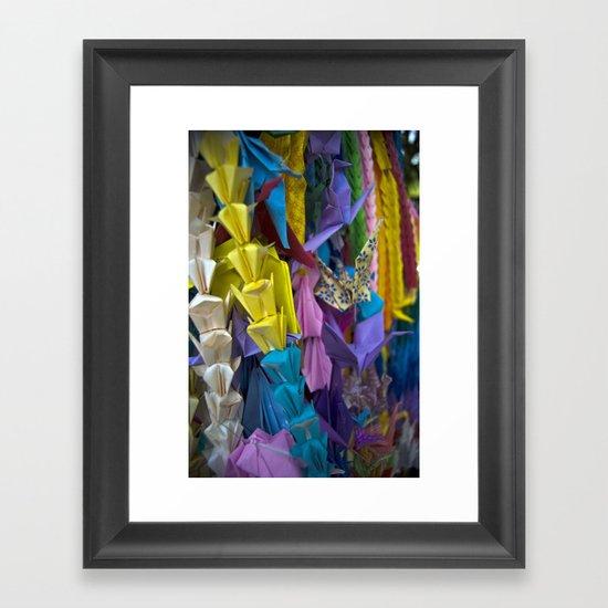 Japan 01 Framed Art Print