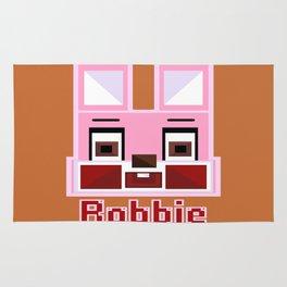 Block Robbie Rug