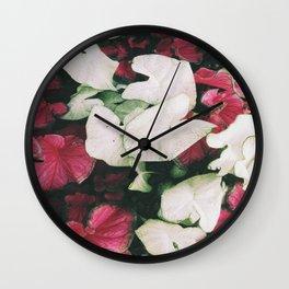 Prom Garden Wall Clock