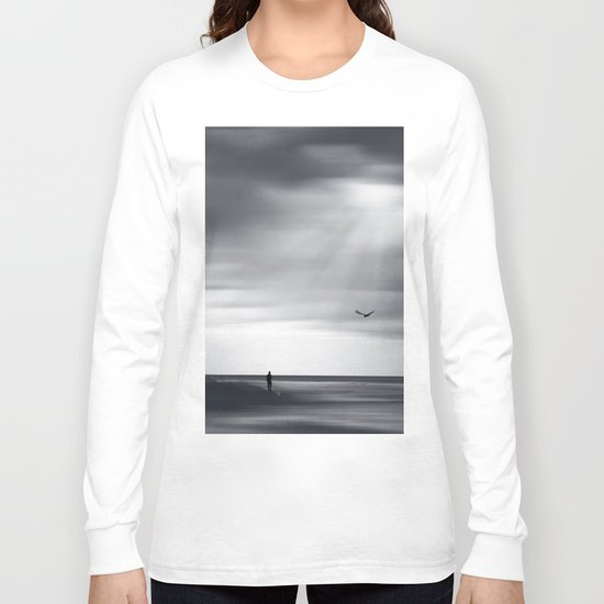 out of time Long Sleeve T-shirt