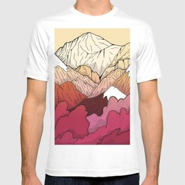 Autumnal Mountains T-shirt