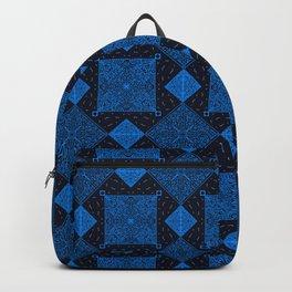 Geometric Mosaic Backpack