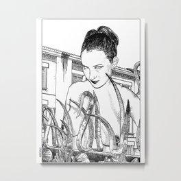 asc 337 - Les mystères de Barcelone III: Isabelita  Metal Print