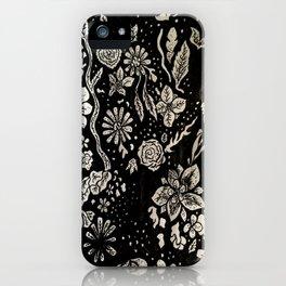 Flower Fields iPhone Case