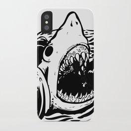 Shark off iPhone Case