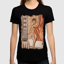 Pinup - Shower Call T-shirt