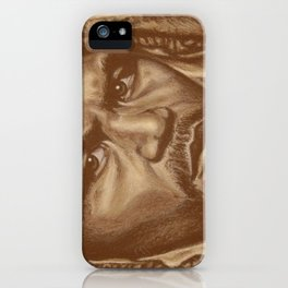 round 12..manny pacquiao iPhone Case