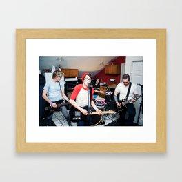 Kitchen Show Framed Art Print