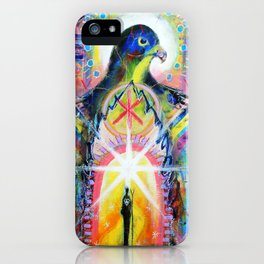 'Guardian of the Ways' iPhone Case