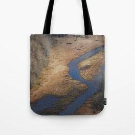 A detour in life Tote Bag