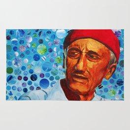 Jacques Cousteau Rug