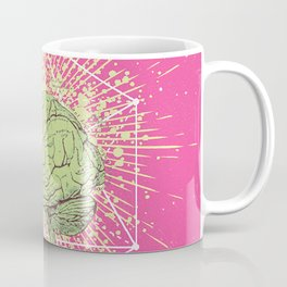 BRAIN GLOW Coffee Mug